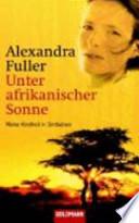 Unter afrikanischer Sonne