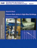 Experimental Investigation of Column Slab Joints in High rise Buildings