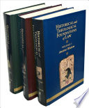 Historical and Theological Foundations of Law