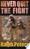 Never Quit the Fight