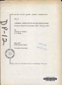 Thermal Conductivity of Deuterium Oxide