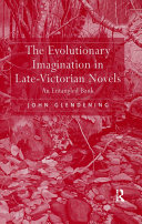 Pdf The Evolutionary Imagination in Late-Victorian Novels
