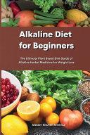 Alkaline Diet For Beginners