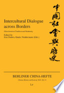 Intercultural Dialogue across Borders