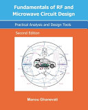 Fundamentals of RF and Microwave Circuit Design Book