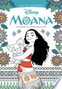 Art of Coloring: Moana