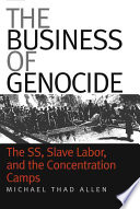 The Business of Genocide