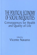 The political economy of social inequalities