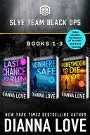 Slye Temp box set: romantic thrillers 1-3 Pdf/ePub eBook
