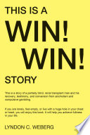This is a win  win  story Book PDF
