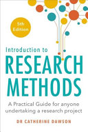 link to Introduction to research methods : a practical guide for anyone undertaking a research project in the TCC library catalog