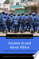 Anxiety In And About Africa