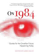On 1984 Pdf/ePub eBook