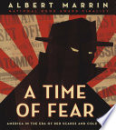 link to A time of fear : America in the era of red scares and Cold War in the TCC library catalog
