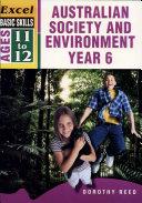 Australian Society and Environment  Year 6