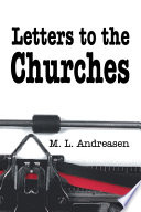 Letters To The Churches Book
