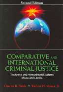 Comparative And International Criminal Justice Book PDF