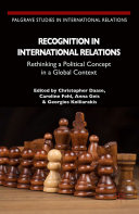 Pdf Recognition in International Relations Telecharger