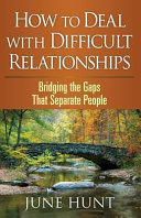 How to Deal with Difficult Relationships [Pdf/ePub] eBook
