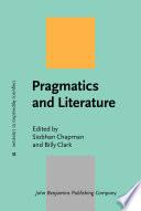 Pragmatics and Literature