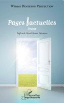 Pdf Pages factuelles. Poésie Telecharger