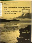 Culebra Wastewater Facilities Plan