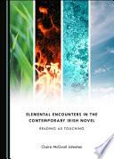 Elemental Encounters In The Contemporary Irish Novel