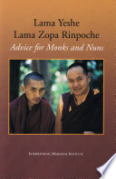 Advice For Monks And Nuns Book PDF