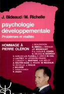 Psychologie développementale