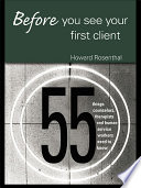 Before You See Your First Client Book