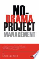No Drama Project Management