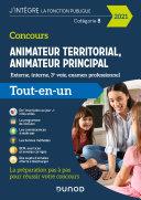 Pdf Concours Animateur territorial, animateur principal - 2021 Telecharger