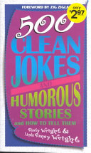 500 Clean Jokes and Humorous Stories