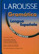 Larousse gramática lengua española