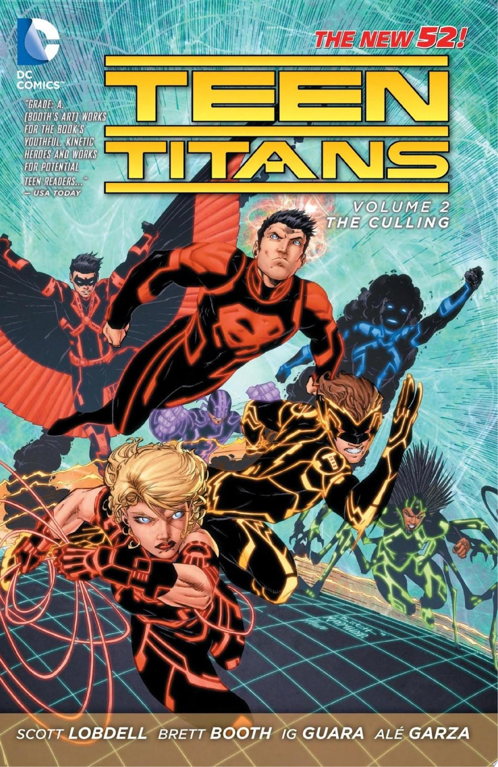 Teen Titans Vol  2  The Culling  The New 52