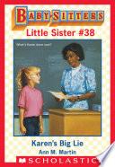 Karen s Big Lie  Baby Sitters Little Sister  38