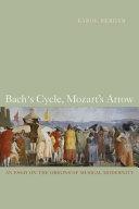 Bach's Cycle, Mozart's Arrow [Pdf/ePub] eBook