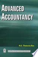 Advanced Accountancy Book