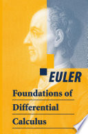 Foundations of Differential Calculus