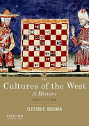 The Cultures of the West Book PDF