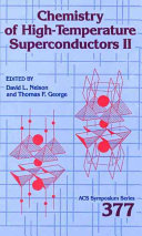Chemistry of High temperature Superconductors II Book