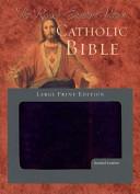 RSV (Catholic Edition) Large Print Bible