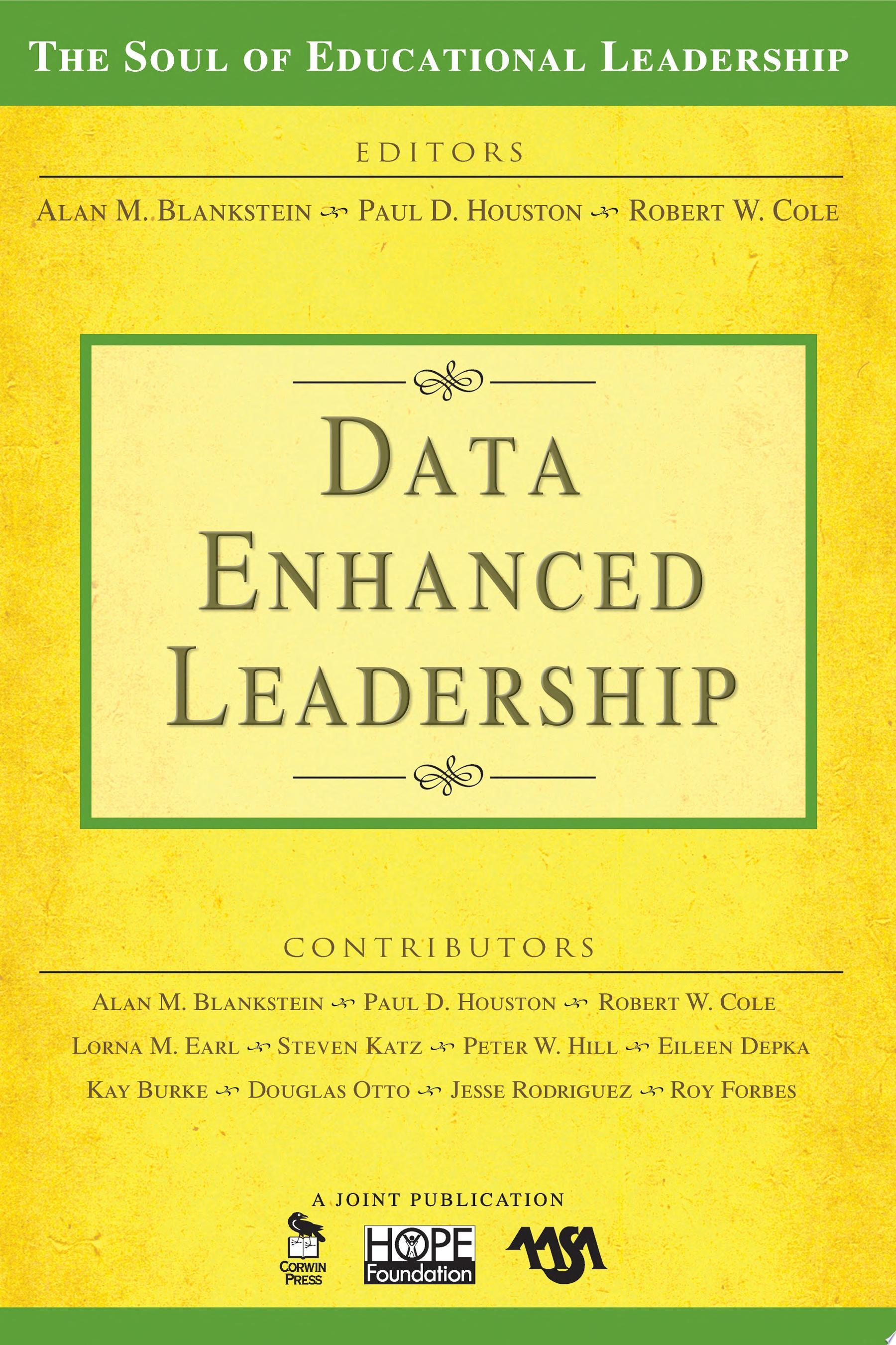 Data Enhanced Leadership