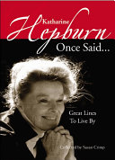 Katharine Hepburn Books, Katharine Hepburn poetry book