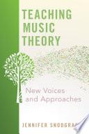 Teaching Music Theory Book PDF