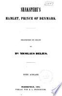 Shakespeare's Hamlet, Prince of Denmark
