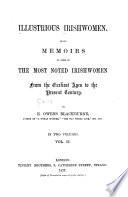 Illustrious Irishwomen
