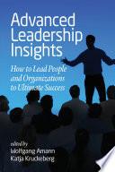Advanced Leadership Insights