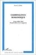 L'AMBILVALENCE ROMANESQUE [Pdf/ePub] eBook