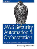Automating Security In The Cloud Book PDF